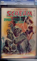 Scream #5 CGC 9.8 w
