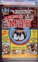 In The Days of the Mob #1 CGC 9.6 ow/w