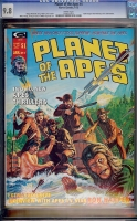 Planet of the Apes #4 CGC 9.8 w
