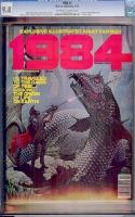 1984 #3 CGC 9.8 ow/w