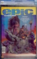 Epic Illustrated #2 CGC 9.8 w