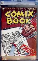 Comix Book #1 CGC 9.4 w