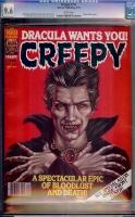 Creepy #111 CGC 9.6 w