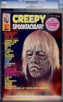 Creepy Yearbook #1972 CGC 9.6 w