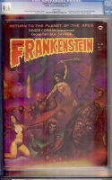 Castle of Frankenstein #23 CGC 9.6 w