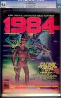 1984 #6 CGC 9.6 ow/w
