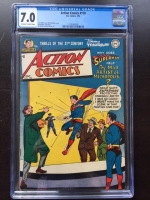 Action Comics #170 CGC 7.0 ow/w