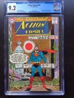 Action Comics #300 CGC 9.2 ow/w