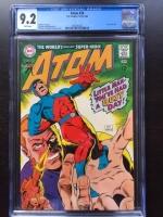Atom #34 CGC 9.2 w