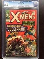 X-Men #12 CGC 8.5 ow/w