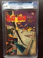 Batman #76 CGC 4.5 ow