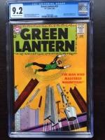 Green Lantern #21 CGC 9.2 ow/w