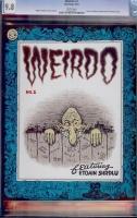 Weirdo #1 CGC 9.8 w