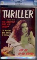 Thriller #2 CGC 7.5 ow/w