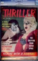 Thriller #3 CGC 9.0 w