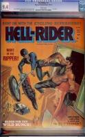 Hell Rider #2 CGC 9.4 w