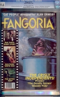Fangoria #17 CGC 9.6 ow/w