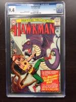 Hawkman #12 CGC 9.4 ow Boston