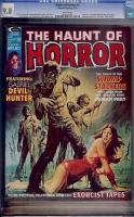 Haunt of Horror #3 CGC 9.8 w
