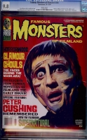 Famous Monsters of Filmland #204 CGC 9.8 w