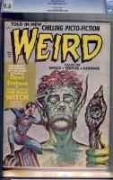 Weird Vol 5 #2 CGC 9.6 ow