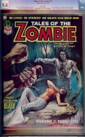 Tales of the Zombie #3 CGC 9.4 w