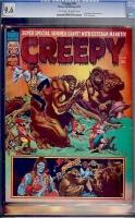 Creepy #82 CGC 9.6 ow/w