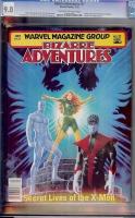 Bizarre Adventures #27 CGC 9.0 cr/ow