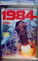 1984 #2 CGC 9.8 ow