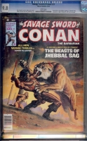 Savage Sword of Conan #27 CGC 9.8 w