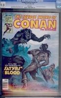 Savage Sword of Conan #51 CGC 9.8 w