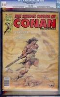 Savage Sword of Conan #54 CGC 9.8 w