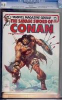 Savage Sword of Conan #74 CGC 9.8 w