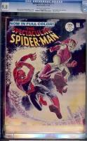 Spectacular Spider-Man #2 CGC 9.8 ow/w