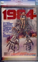 1984 #10 CGC 9.6 ow