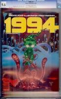 1994 #15 CGC 9.6 ow/w