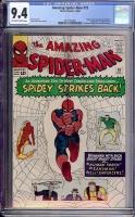 Amazing Spider-Man #19 CGC 9.4 ow/w