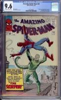 Amazing Spider-Man #20 CGC 9.6 ow/w
