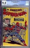 Amazing Spider-Man #25 CGC 9.2 cr/ow