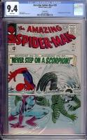 Amazing Spider-Man #29 CGC 9.4 w Green River