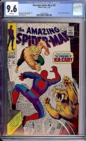 Amazing Spider-Man #57 CGC 9.6 w