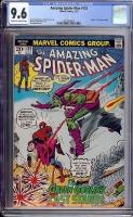 Amazing Spider-Man #122 CGC 9.6 cr/ow