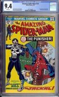Amazing Spider-Man #129 CGC 9.4 w