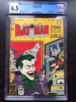 Batman #55 CGC 6.5 ow/w
