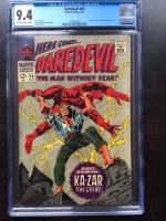 Daredevil #24 CGC 9.4 ow/w