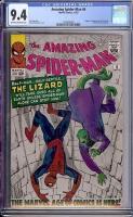 Amazing Spider-Man #6 CGC 9.4 ow/w