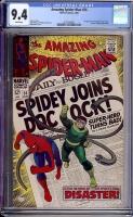Amazing Spider-Man #56 CGC 9.4 w