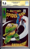 Amazing Spider-Man #60 CGC 9.6 ow/w
