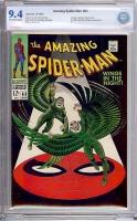 Amazing Spider-Man #63 CBCS 9.4 ow/w