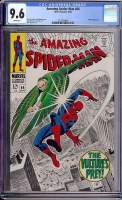 Amazing Spider-Man #64 CGC 9.6 w